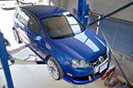 VW GOLF R32ワンオフ制作