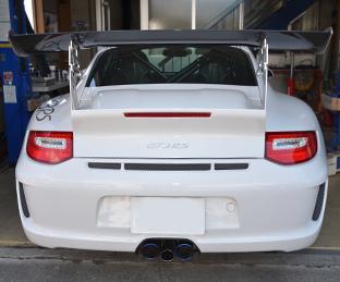 Porsche 997GT3 RS