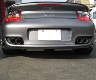 Porsche 997turbo