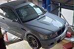 BMWワンオフマフラー