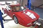 フェラーリのGTとスポーツカーマフラー制作、整備