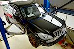 ワンオフチタンマフラー製作Mercedes-Benzメルセデスベンツ