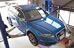 ワンオフチタンマフラー製作AUDI RS4