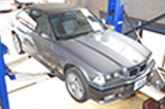 ワンオフチタンマフラー製作 BMW