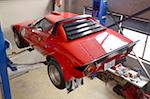 ランチア・ストラトス Lancia-Stratosワンオフマフラー制作取り付け